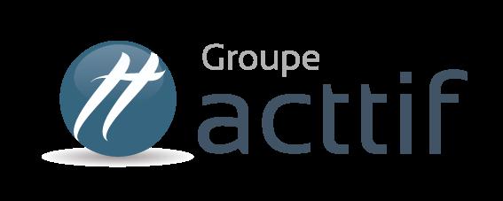 logo groupe acttif