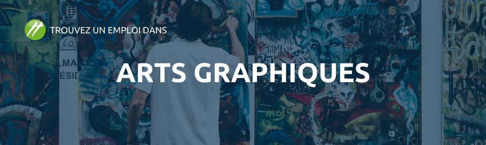secteur des arts graphiques