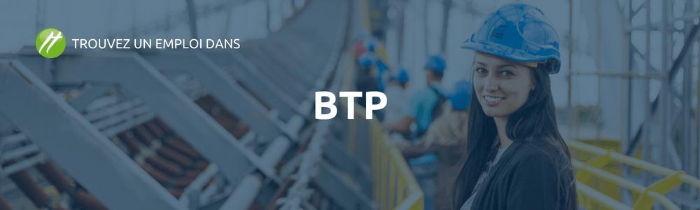 secteur du btp